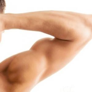 Depilación brazos y hombros