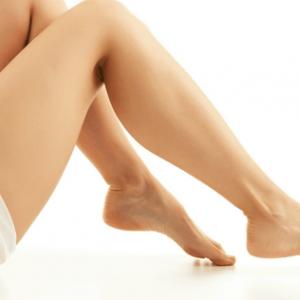 Depilación convencional medias piernas