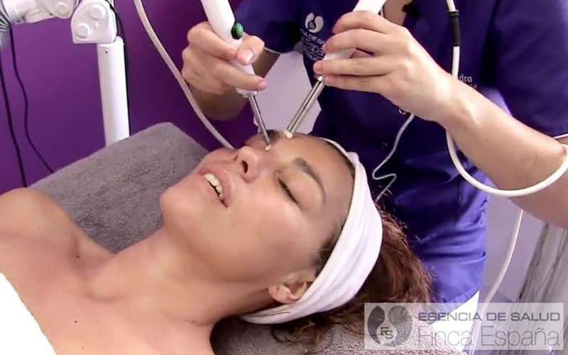 Lifting facial Caci Quantum Esther Ovejero