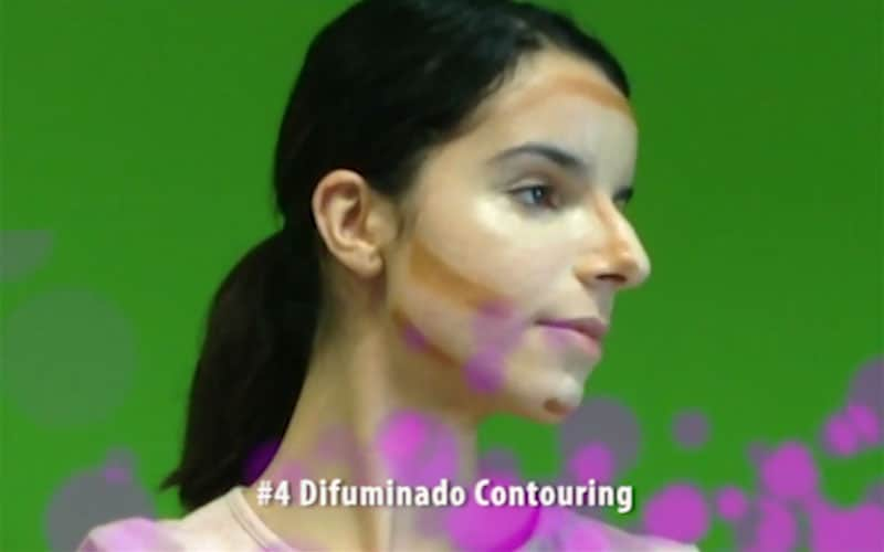 Maquillaje contouring Esencia de Salud Finca España