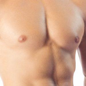 Depilación láser pecho masculino