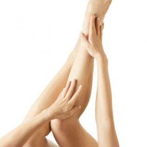 Depilación láser piernas completas