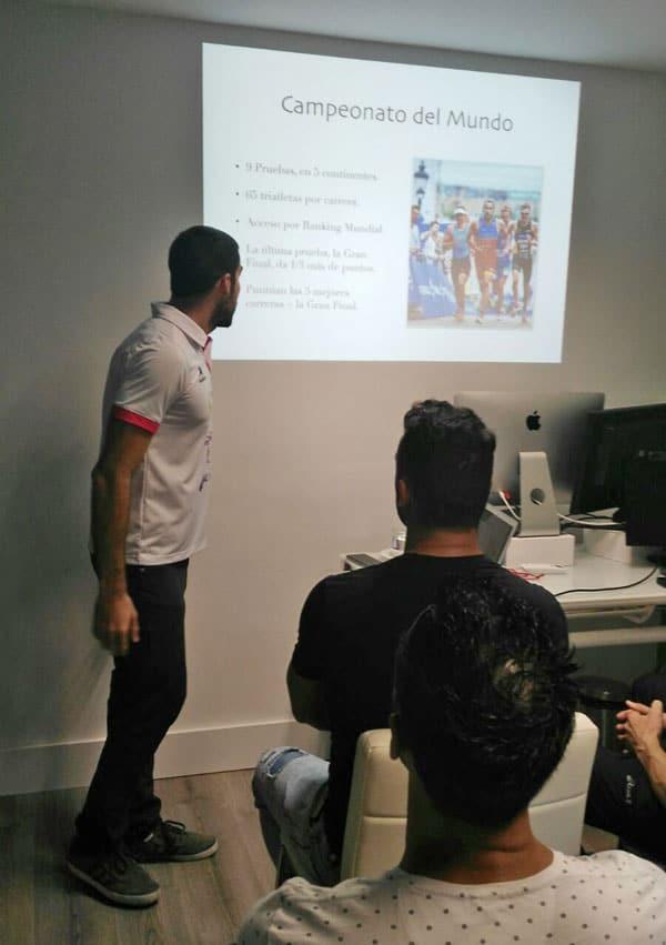 Triatlón Vicente Hernández Esencia de Salud Finca España