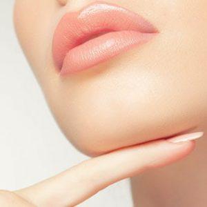 Depilación láser barbilla mujer