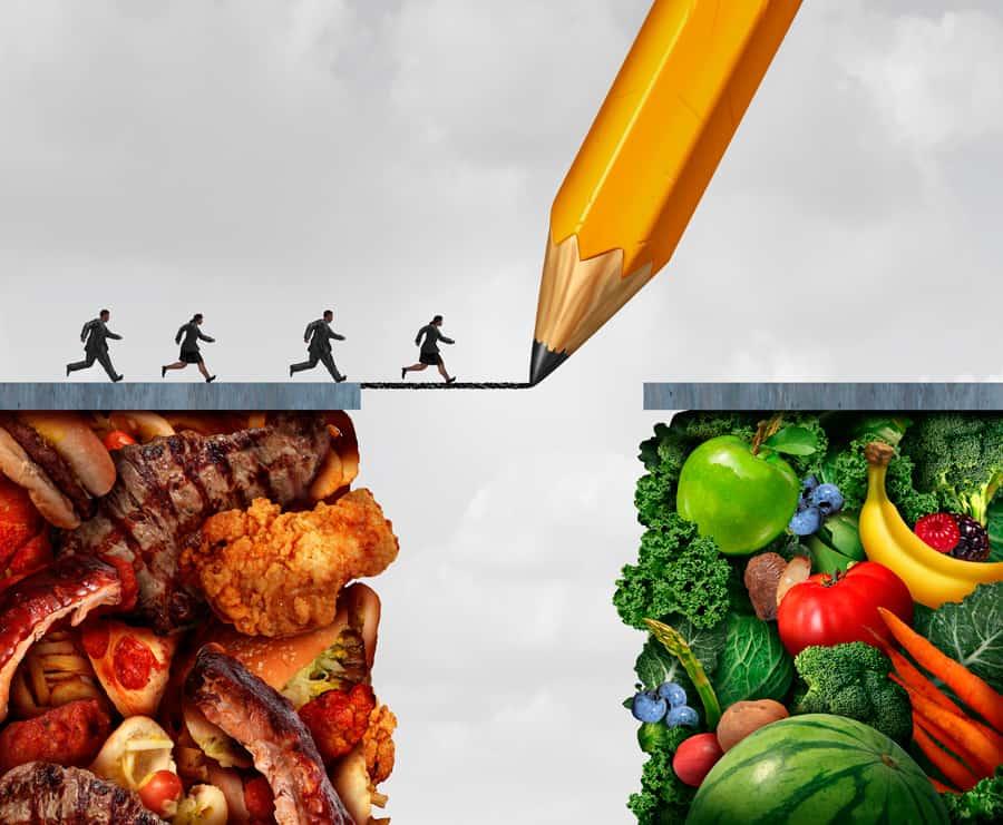 cambio al veganismo