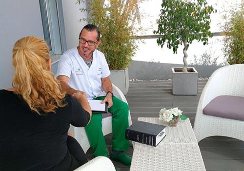 Consulta naturopatía Tenerife Agustín Mesa