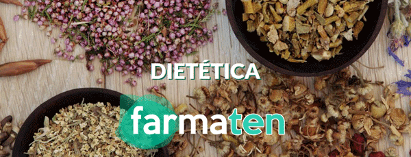 Productos dietética Farmaten