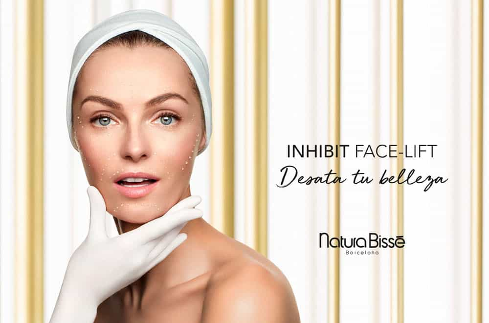 Lifting facial INHIBIT FACE-LIFT Natura Bissé Tenerife