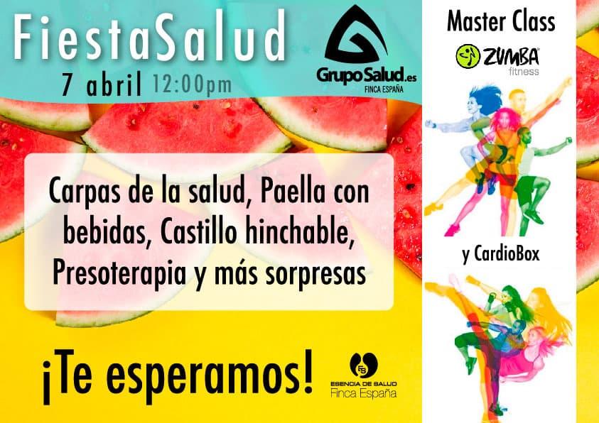 Fiesta de la Salud en Finca España