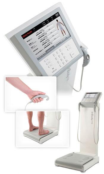 Máquina análisis corporal Inbody 770